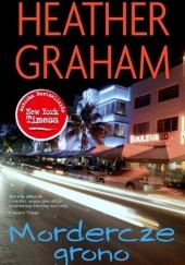 Okładka książki Mordercze grono Heather Graham