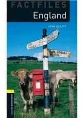 Okładka książki England John Escott