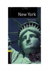 Okładka książki New York John Escott