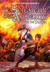 Okładka książki Seigneur des Anneaux. LArt de Tolkien, Le Greg Hildebrandt,Tim Hildebrandt