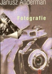 Okładka książki Fotografie Janusz Anderman