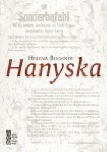 Okładka książki Hanyska Helena Buchner