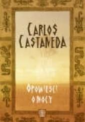 Okładka książki Opowieści o mocy Carlos Castaneda