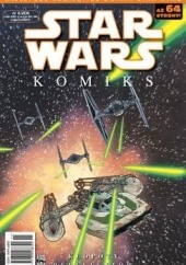 Okładka książki Star Wars Komiks 11/2011 Tomás Giorello,Paul Chadwick,Fabian Nicieza,Thimothy II