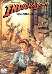Okładka książki Indiana Jones i zagadka Atlantydy III William Messner-Loebs,Dan Barry