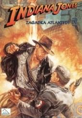 Okładka książki Indiana Jones i zagadka Atlantydy IV William Messner-Loebs,Dan Barry