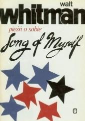 Okładka książki Pieśń o sobie Walt Whitman
