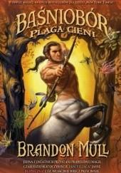 Okładka książki Plaga cieni Brandon Mull