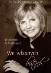 Okładka książki We własnych butach Elizabeth Mittelstaedt