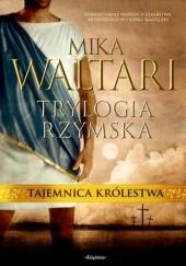 Okładka książki Tajemnica królestwa Mika Waltari