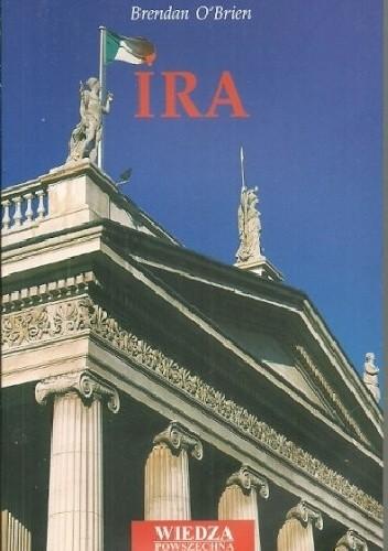 Okładka książki IRA Brendan O'Brien