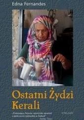 Okładka książki Ostatni Żydzi Kerali Edna Fernandes