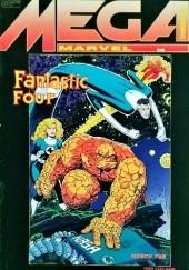 Okładka książki Mega Marvel #04: Fantastic Four - Infinity War Ronald Lim,Tom DeFalco,James P. Starlin