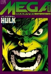 Okładka książki Mega Marvel #06: The Incredible Hulk Peter David, Dale Keown