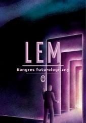 Okładka książki Kongres futurologiczny Stanisław Lem