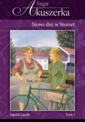 Okładka książki Nowe dni w Storset Sigrid Lunde