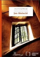 Okładka książki Jan Bielecki Juliusz Słowacki