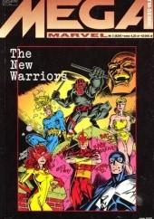Okładka książki Mega Marvel #08: The New Warriors Darick Robertson,Fabian Nicieza,Mark Bagley