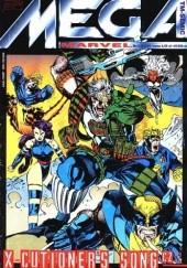 Okładka książki Mega Marvel #10: X-Cutioner's Song cz. 2 Greg Capullo,Peter David,Andy Kubert,Jae Lee,Fabian Nicieza,Scott Lobdell,Brandon Peterson