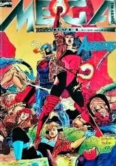 Okładka książki Mega Marvel #12: Avengers - Ex Post Facto cz. 2 Bob Harras,Steve Epting
