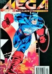 Okładka książki Mega Marvel #16: Kapitan Ameryka Mark Waid,Ron Garney,John Kalisz,Scott Koblish