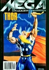 Okładka książki Mega Marvel #17: Thor: Worldengine Warren Ellis,Mike Deodato Jr.,Mark Harrison
