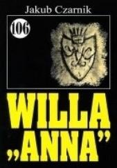 "Okładka książki Willa ""Anna"" Jakub Czarnik"