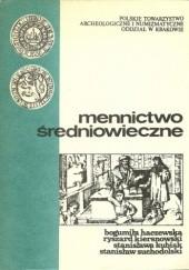 Okładka książki Mennictwo średniowieczne