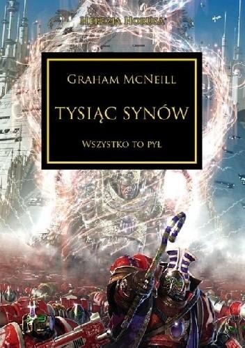 Okładka książki Tysiąc Synów Graham McNeill