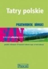 Okładka książki Tatry polskie. Przewodnik górski