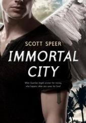 Okładka książki Immortal City Scott Speer