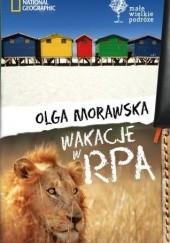 Okładka książki Wakacje w RPA Olga Morawska