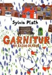 Okładka książki Garnitur na każdą okazję Sylvia Plath,Agnieszka Skopińska