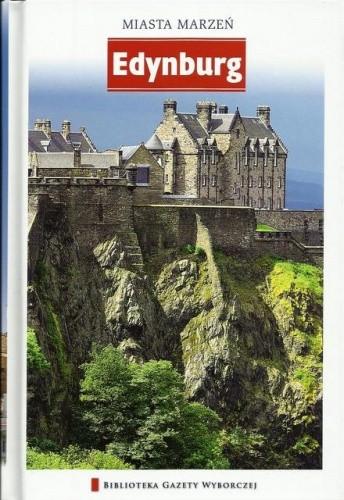Okładka książki Edynburg praca zbiorowa