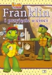 Okładka książki Franklin i przyjęcie u cioci autor nieznany