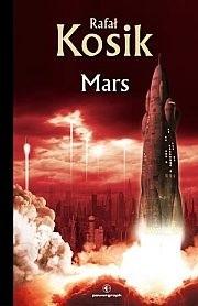 Okładka książki Mars Rafał Kosik