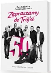 Okładka książki Zapraszamy do Trójki Ewa Winnicka,Cezary Łazarewicz