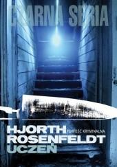 Okładka książki Uczeń Michael Hjorth,Hans Rosenfeldt