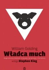 Okładka książki Władca much William Golding