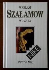 Okładka książki Wiszera. Antypowieść Warłam Szałamow
