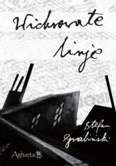 Okładka książki Wichrowate linie Stefan Grabiński
