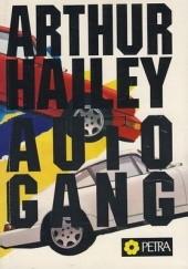 Okładka książki Auto Gang Arthur Hailey