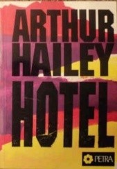 Okładka książki Hotel Arthur Hailey