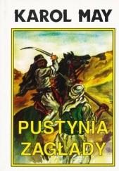 Okładka książki Pustynia zagłady Karol May