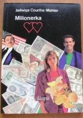Okładka książki Milionerka