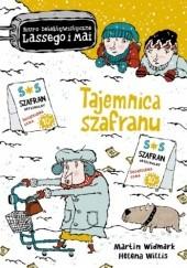 Okładka książki Tajemnica szafranu Martin Widmark,Helena Willis