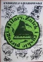 Okładka książki Hilary, Zulek i ruskie pierogi Andrzej Grabowski