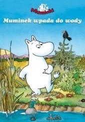 Okładka książki Muminek wpada do wody Harald Sonesson