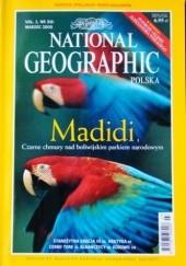 Okładka książki National Geographic 03/2000 (6)
