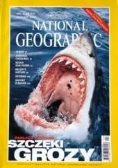 Okładka książki National Geographic 04/2000 (7)